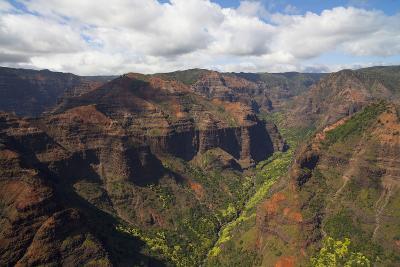 Waimea Canyon, Kauai, Hawaii, USA-Douglas Peebles-Photographic Print