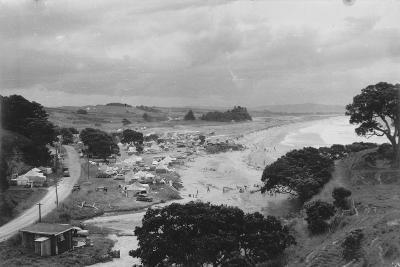 Waipu Cove, C.1940--Photographic Print