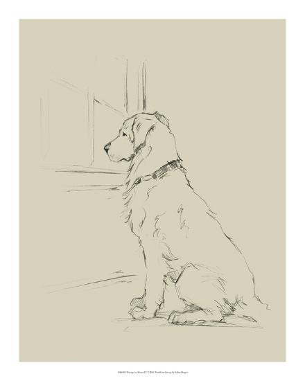 Waiting for Master IV-Ethan Harper-Giclee Print