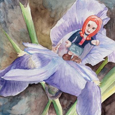 Waiting for the Doctor-Jennifer Redstreake Geary-Art Print