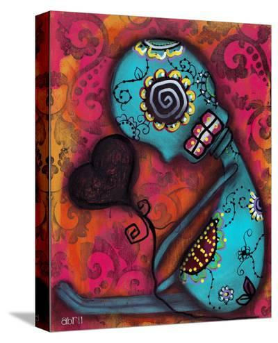 Waiting-Abril Andrade-Stretched Canvas Print