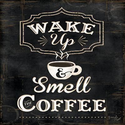 Wake Up and Smell-Jennifer Pugh-Art Print