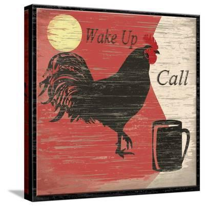 Wake Up Call-Karen J^ Williams-Stretched Canvas Print