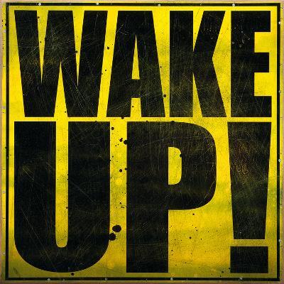 Wake Up!-Daniel Bombardier-Giclee Print