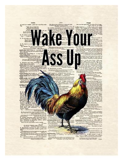 Wake Up-Matt Dinniman-Art Print
