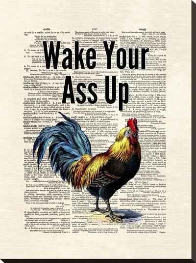 Wake Up-Matt Dinniman-Stretched Canvas Print