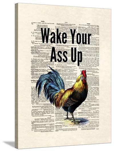 Wake Up-Matt Dinniman-Stretched Canvas Print