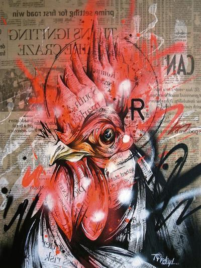 Wake-Taka Sudo-Giclee Print