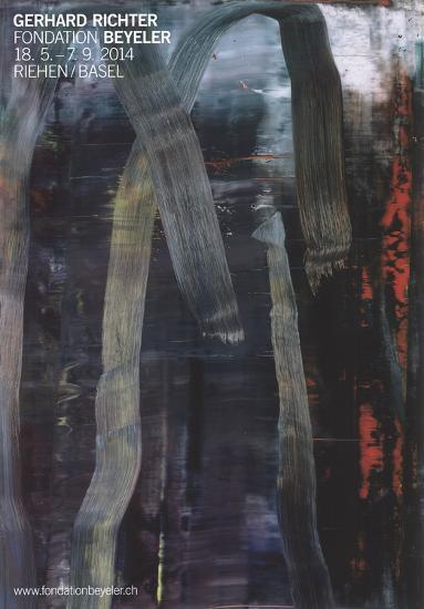 Wald (Forest)-Gerhard Richter-Art Print