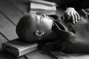 Sleeping Buddha by Walde Jansky
