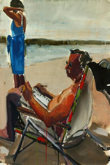 Walden Pond No 5, 2003-Daniel Clarke-Giclee Print