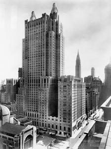 Waldorf-Astoria Hotel, New York