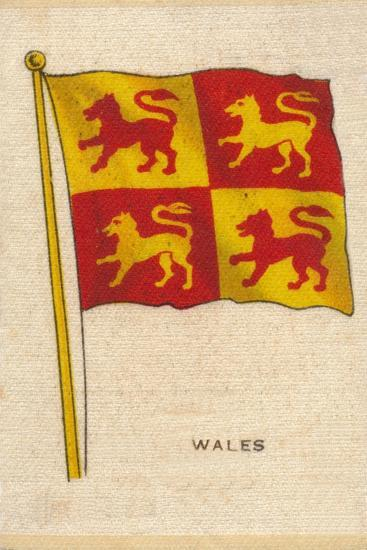 'Wales', c1910-Unknown-Giclee Print