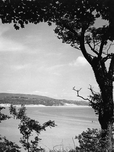 Wales, Oxwich Bay--Photographic Print