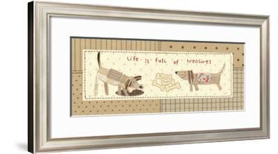 Walk in the Park II-Pela Design-Framed Premium Giclee Print