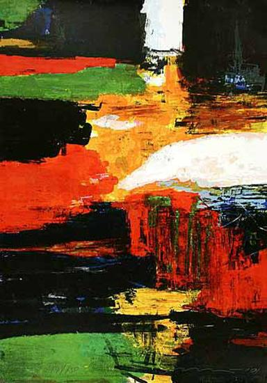 Walk on I, 2001-Sergej Sviatchenko-Limited Edition