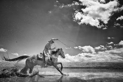 Walk on Water-Dan Ballard-Photographic Print