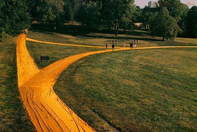 Walk Ways, 1978-Christo-Collectable Print