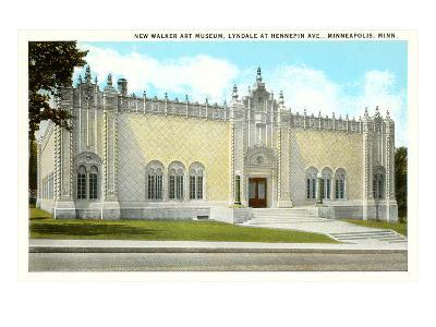 Walker Art Museum, Minneapolis, Minnesota--Art Print