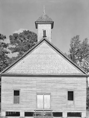 Church in the Southeastern U.S., c.1936