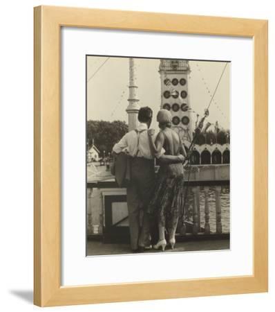 Couple at Coney Island, 1928