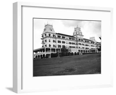 Exterior of Wentworth by the Sea Hotel