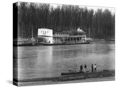 Ferry and River men, Vicksburg, Mississippi, c.1936