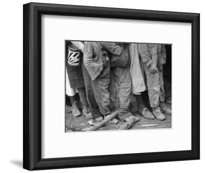 Flood Refugees, 1937