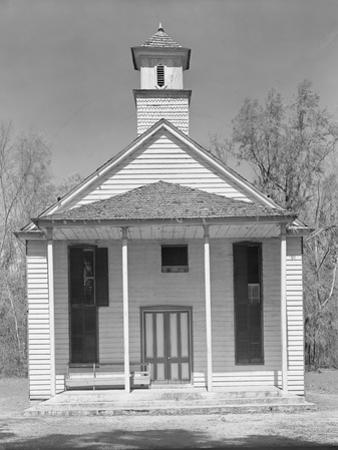 person church, South Carolina, 1936
