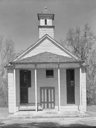 person church, South Carolina, 1936