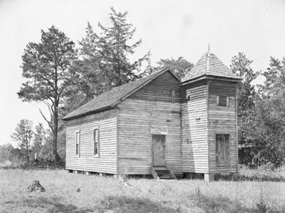 St. Matthew School in Alabama, 1936