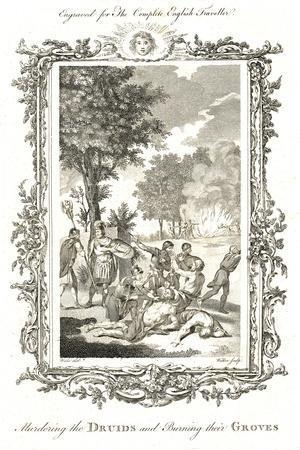 Murdering the Druids, C.1771-1772