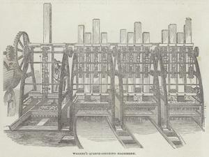 Walker's Quartz-Crushing Machinery