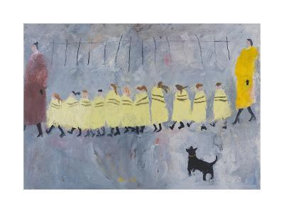 Walking Bus I, 2011-Susan Bower-Giclee Print