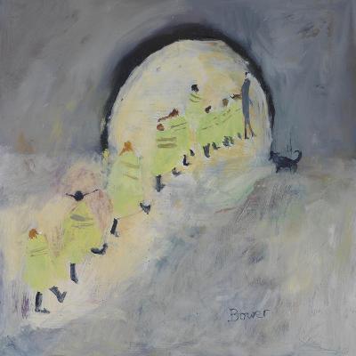 Walking Bus II, 2011-Susan Bower-Giclee Print