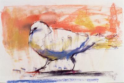 Walking Dove, Trasierra, 1998-Mark Adlington-Giclee Print