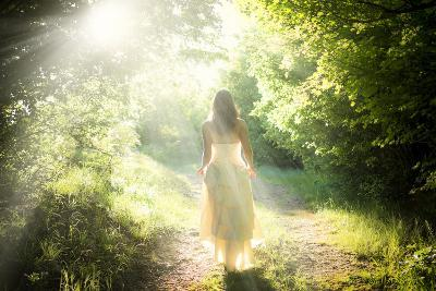 Walking Fairy-PetarPaunchev-Photographic Print