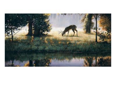 Walking on Sunshine-Larry Chandler-Art Print