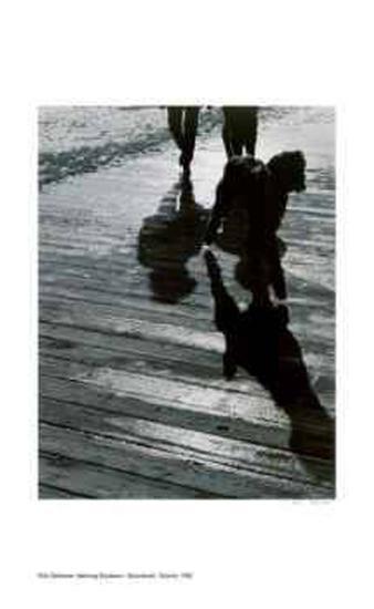 Walking Shadows - Boardwalk, Toronto-Rick Zolkower-Limited Edition