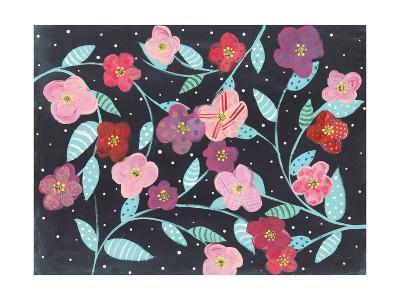 Wall Flowers-Courtney Prahl-Art Print