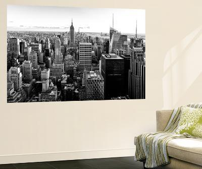 Wall Mural - Manhattan Skyline with the Empire State Building - New York-Philippe Hugonnard-Wall Mural