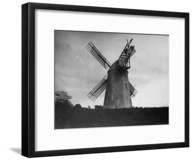 Windmill Near Bridgehampton, Long Island, New York
