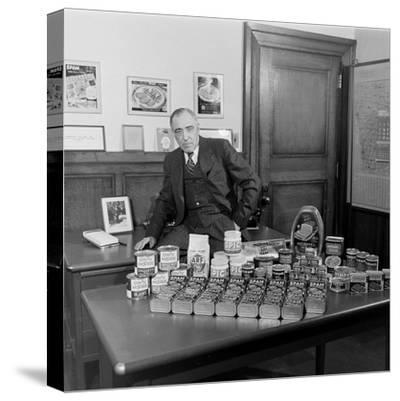American Businessman and President of the Hormel Foods Corporation, Austin, Minnesota, 1946