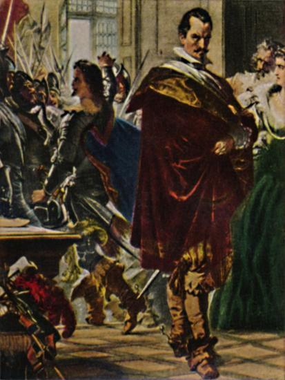 'Wallenstein 1583-1634', 1934-Unknown-Giclee Print