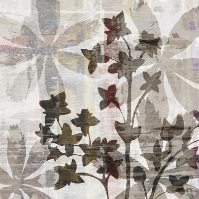 Wallflower III-James Burghardt-Art Print