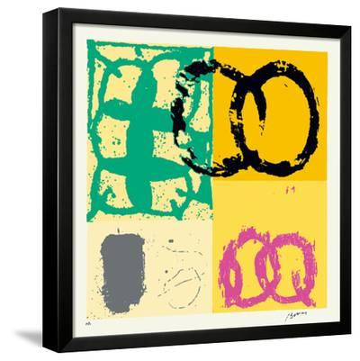 Walli-Jacques Bosser-Framed Limited Edition
