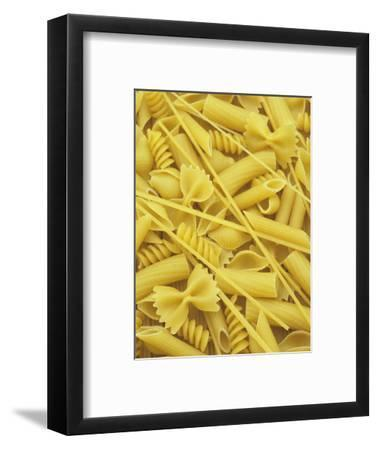 A Selection of Popular Pasta Shapes