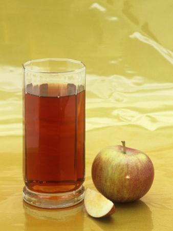 Apple Juice by Wally Eberhart