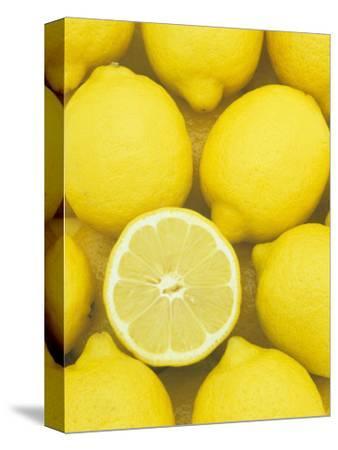 Lemons (Citrus Limon), Eureka Variety