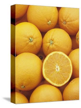 Sweet, Juicy Oranges (Citrus Sinensis)